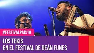 Los Tekis en el Festival de  Deán Funes | #FestivalPaís19