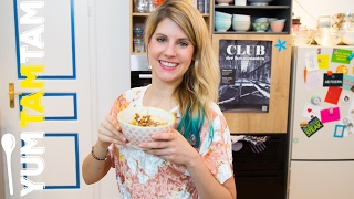 Gesundes Frühstück: Porridge // #yumtamfit Woche #02 // #yumtamtam