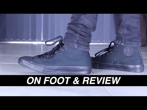 Converse Chuck Taylor All Star II Review & On Foot