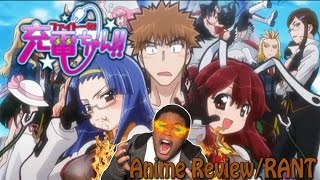 Fight Ippatsu! Jūden-chan!! Anime Review/RANT