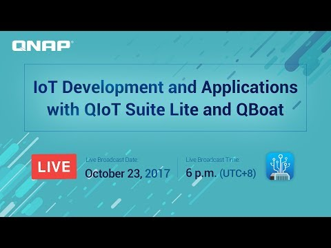 IoT Development and Applications with QIoT Suite Lite and QBoat