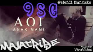 Majatribe berlomba lomba  ber adu adu ngerapp my gangs Satuverse (official Lyrik video)
