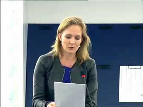 Marietje Schaake on A digital freedom strategy in EU foreign policy