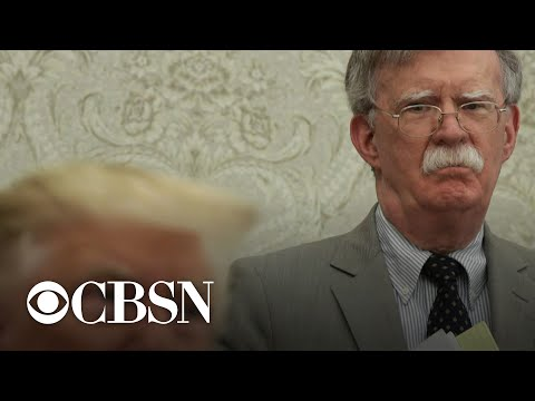 Iran tensions and impeachment dominate Washington