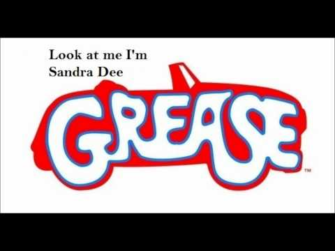 Grease - Look at me I'm Sandra Dee.wmv