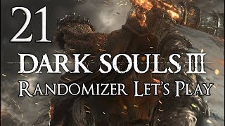 Dark Souls 3 - Randomizer Let's Play Part 21: 3-Way Threat