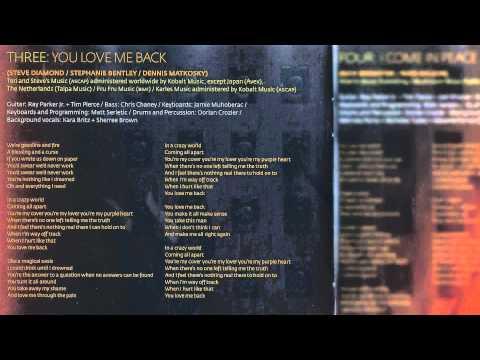 Joe Cocker - You Love Me Back [lyrics]