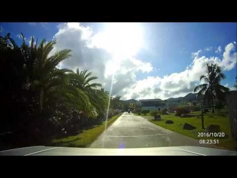 Drive Out Of Jolly Harbour Antigua