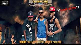 TRILLZ and snake ft jp. Look at me. infynyty love the produccion
