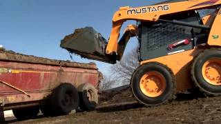 Mustang R Series Skid Steer Loaders Thumbnail