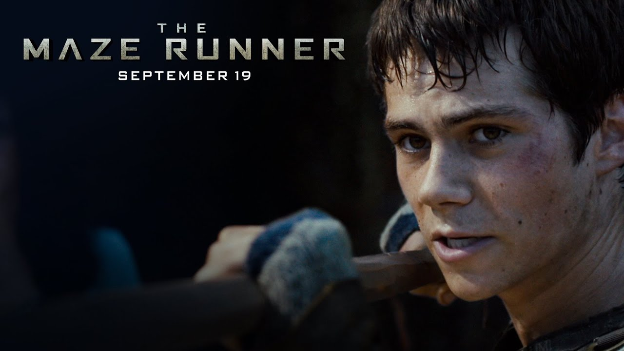 The Maze Runner | The #1 Movie in America TV Commercial [HD] | 20th Century FOX