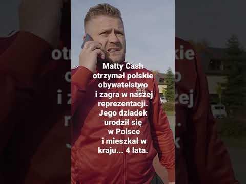 Download Matty Cash nowy reprezentant Polski.