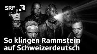 Gambar cover Rammstein «Sonne» – Das Wort zum Video | Literal Video | Radio SRF 3