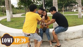 Try Not To Laugh Challenge | Sitting and getting trolled | Comedy Videos by LOWI TV Ep.40