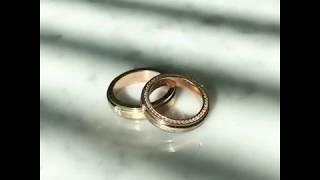 사각다이아 웨딩 커플링 - 세레나타-2