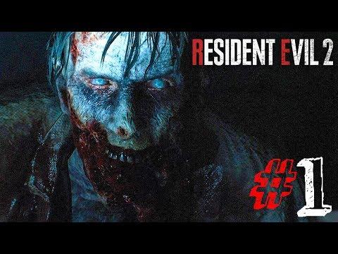 ПОШЛА ЖАРА! ► Resident Evil 2 Remake Прохождение #1 ► ХОРРОР ИГРА
