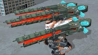 War Robots [2.5] Test Server - NEW Light / Medium Prototype Weapons Gameplay