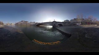 Video Paris 360 - 4K resolution - VR360 - Arbracam Production Numérique - Tourism thumbnail