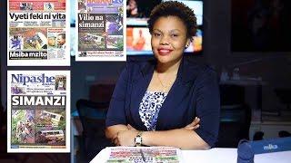 MAGAZETI: Walichoteta Lowassa, Maalim kwa dk 30, Kutoonekana kwa Kinana kwaibua mjadala