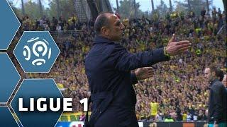FC Nantes - Stade Rennais FC (1-1)  - Résumé - (FCN - SRFC) / 2014-15