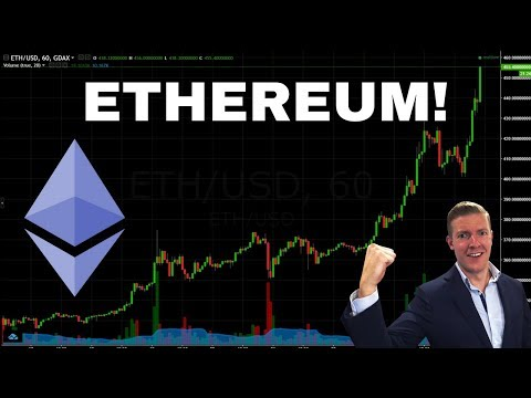 Ethereum Breaks Out, Hits New ATH.. Monero, Dash and Bitcoin As well