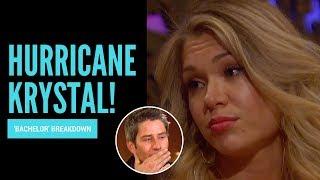 'Bachelor' Breakdown: Alexis Waters & Kristina Schulman on Krystal's Bowling Date Drama!