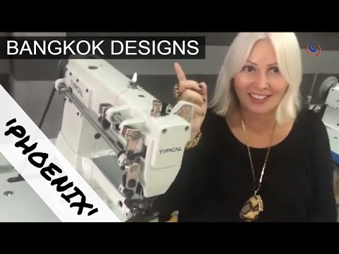 Phoenix - Redesigning discarded luxury fashion brands in Bangkok