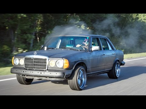 """The Funky Diesel Benz - """"Opposite Of A Sleeper"""""""