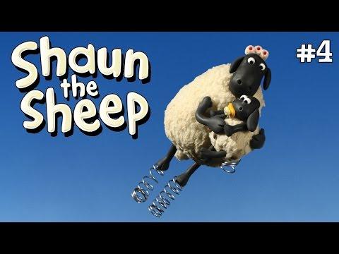 Shaun the Sheep - Per Spring Bed [Spring Lamb] HD