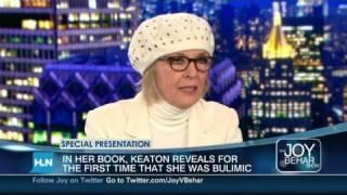 Keaton: I was great at hiding my bulimia