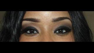 smokey eye tutorial for beginners