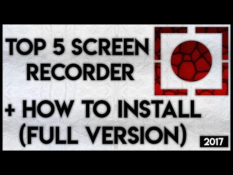 TANKI ONLINE -TOP 5 RECORDING SOFTWARES + HOW TO INSTALL FULL VERSION - By Amininano