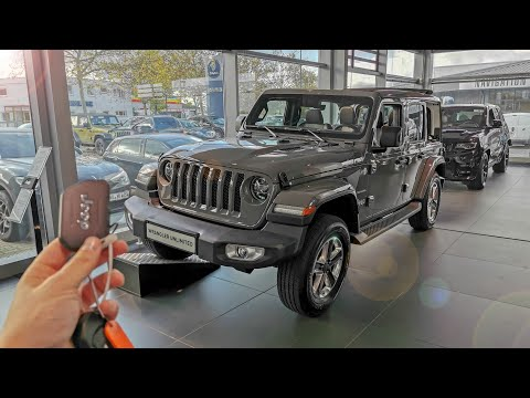 2019 Jeep WRANGLER Unlimited JL SAHARA 2.0