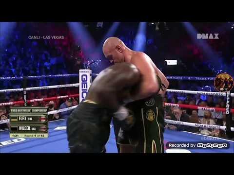Wilder ws Tyson