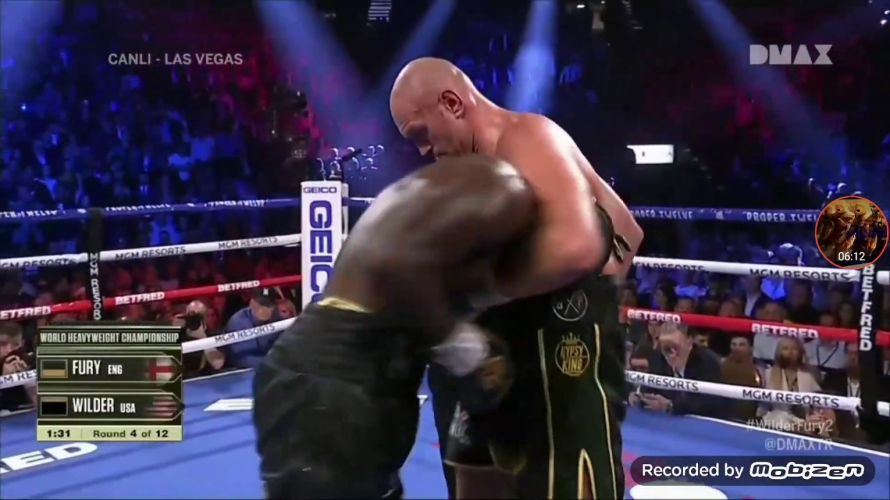 Wilder ws Tyson Efsane boks maçı Wilder ilk yenilgisini aldı