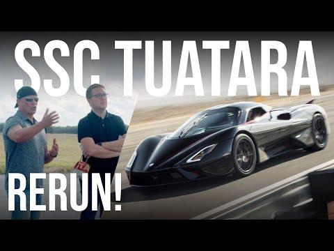 SSC Tuatara Second Record Attempt! EXCLUSIVE Report