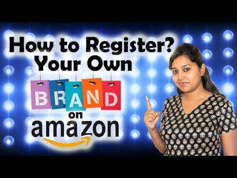 How to Register Your own Brand by Amazon Brand Registry | Complete Guide in Hindi