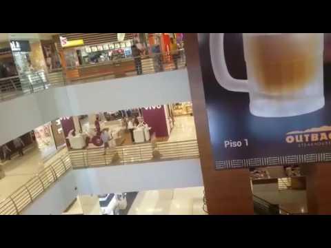 Assalto no Goiânia shopping. 08/10/2016