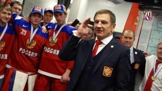 """МЧМ-2017. Раздевалка после победы в матче за """"бронзу"""""""