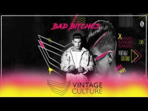 Gerry Gonza - Bad Bitches(Vintage Culture Remix)