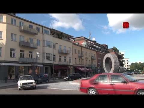 Eskilstuna Centrum (del 1 av 2) - Sweden