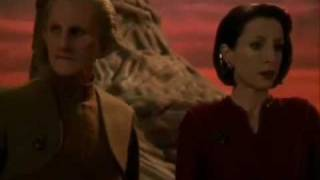 Odo and Kira Farewell - What You Leave Behind