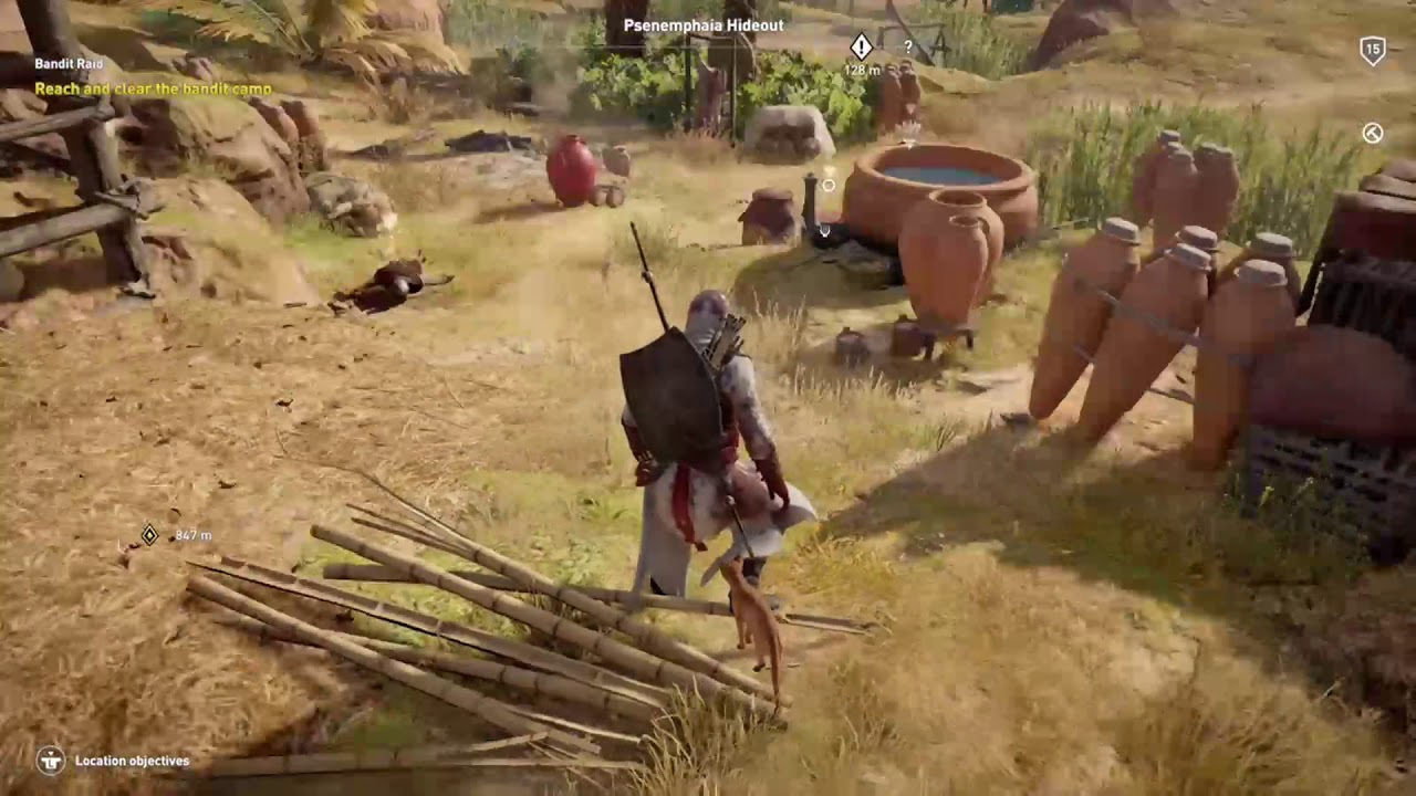Ac Origins Tips And Tricks On How To Farm Resources Earn Money