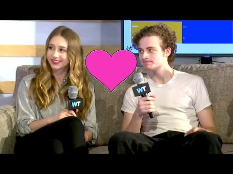 Taissa Farmiga on LOVE and BREAKUPS  SXSW 2015