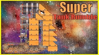 Tank game - Build you huge tank Part 2 | Super tank rumble | You tank fun | Tank