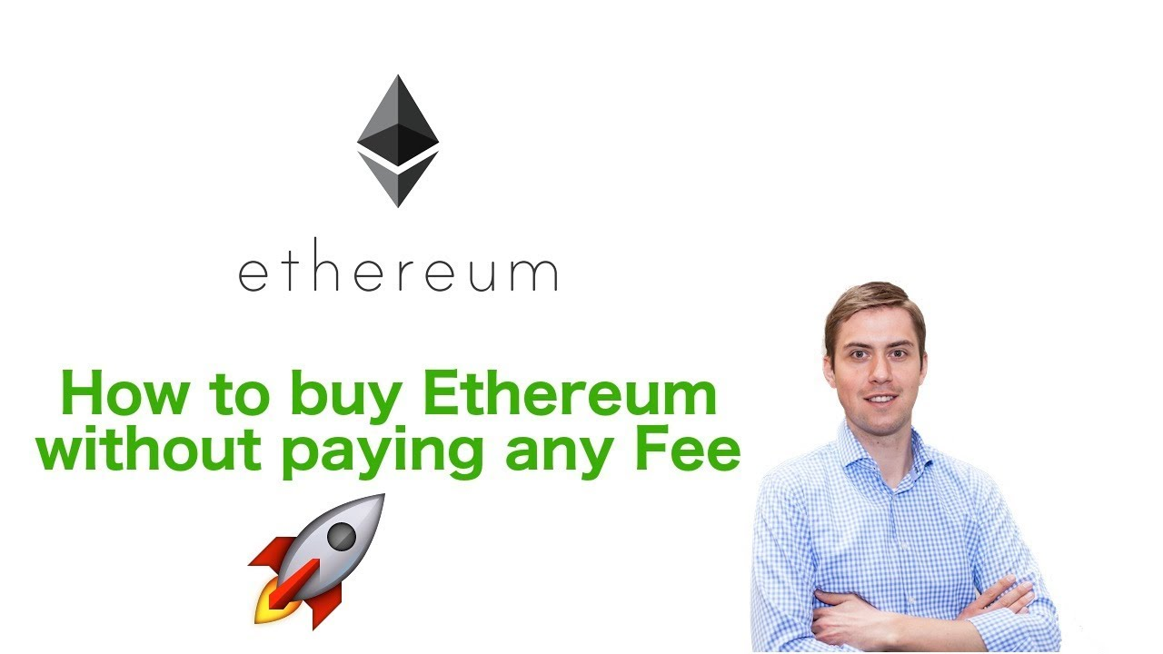 how to buy ethereum without fees