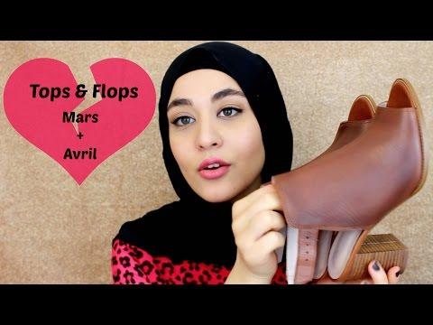 Mes Top & Flops de Mars & Avril 2016 | Muslim Queens by Mona