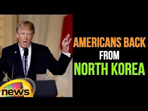 Donald Trump Speech   Fighting To Get American Citizens Back From North Korea   Mango News