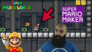 Confusion & Kaizo | Super Expert Cycle with No Skips | Mario Maker [#3]