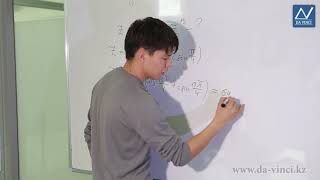 10 класс, 36 урок, Возведение комплексного числа в степень. Извлечение кубического корня